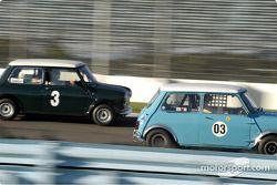 No 3 1964 Morris Cooper S et 03 1962 Morris Mini