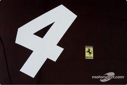 Ferrari numéro 4