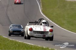 1962 MG Midget de Thomas Glanville