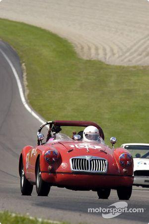 1959 MGA Twin Cam de Ralph Zbarsky
