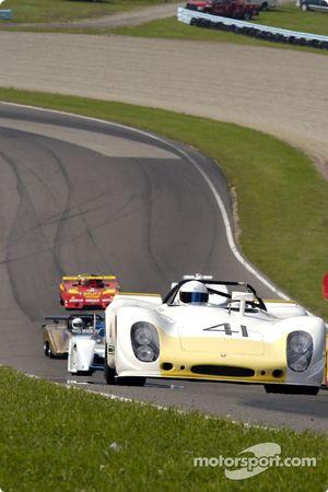 1969 Porsche 908-2 de Joe Buzzetta