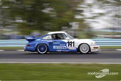 1992 Porsche 911 de Fran Consentino