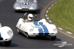 1959 Elva Mk IV de Tom Grudovich