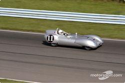 1957 Lotus 11 Le Mans de James Hamlin