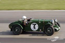 1934 MG-K3 de Martin Walford