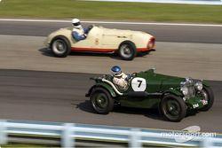 1934 MG-KN Special de Dean Butler