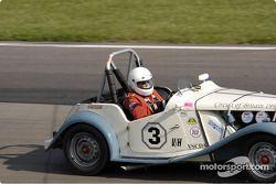 1953 MG TD de Dale Schmidt
