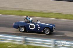 1967 MG Midget de Nick Pratt