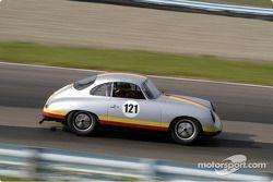 1965 Porsche 365 de Jeffery Pitt