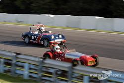 Lotus 7 et AH Sprit MkI