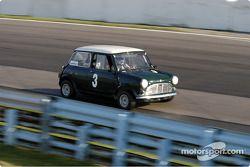 1964 Morris Cooper S de John Gorsline