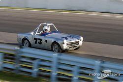 1970 MG Midget de Tom Cotter
