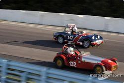 132 Lotus 7 et 147 AH Sprite Mk I