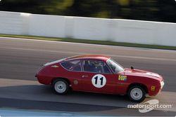 1967 Lancia Fulvia Sport de Michael Kristick