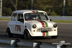 1965 Mini Cooper S of Ted Andersson
