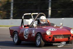 1963 Triumph Spitfire of Russ Moore