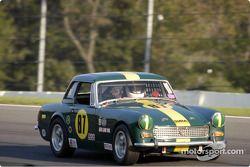 1972 MG Midget de Robert Peet