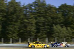 Jarek Janis, Team Rosberg, AMG-Mercedes CLK-DTM 2003; Mattias Ekström, Team Abt Sportsline, Audi A4