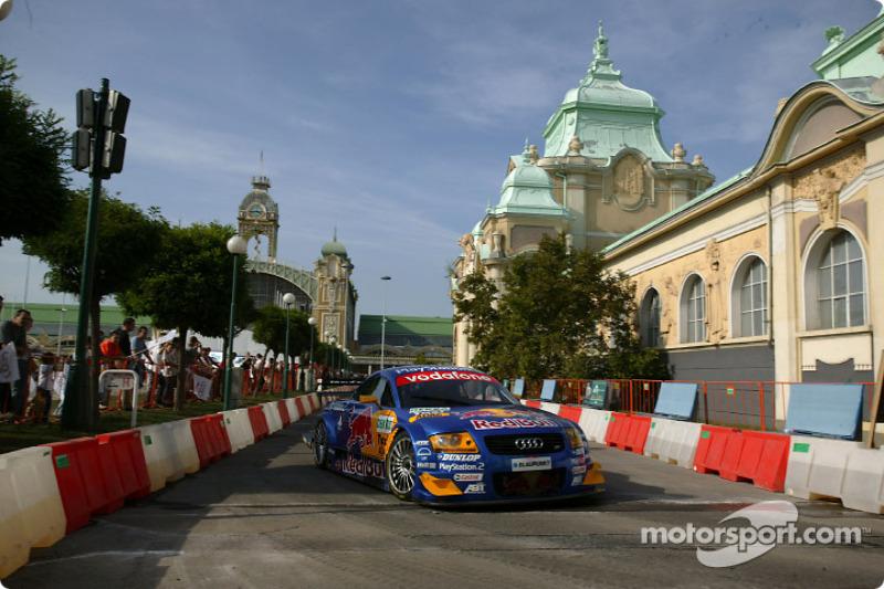 Abt-Audi se exhibe en Praga