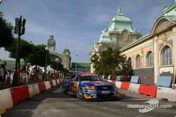 Abt-Audi race taxi in Prague