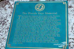 1935 Hurricane Memorial Upper Matecumbe key