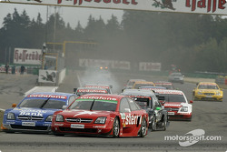 Start: Marcel Fassler and Heinz-Harald Frentzen