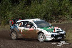 Markko Martin and Michael Park