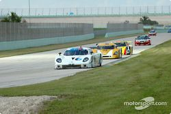 La BMW Fabcar n°7 Southard Motorsports : Shane Lewis, Steve Southard