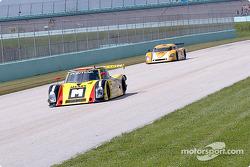 La Pontiac Riley n°9 de Mears Motor Coach Speedsource (Paul Mears Jr., Mike Borkowski)