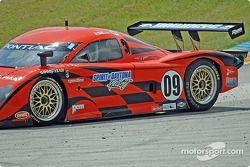 La Chevrolet Crawford n°09 Spirit of Daytona Racing : Doug Goad, Stephane Gregoire revient en piste