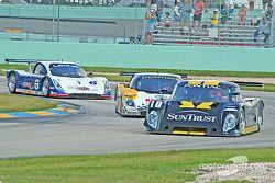 Départ : Pontiac Riley n°10 SunTrust Racing : Wayne Taylor, Max Angelelli