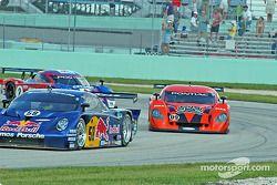 Départ : Chevrolet Crawford n°09 Spirit of Daytona Racing : Doug Goad, Stephane Gregoire