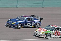 #33 Scuderia Ferrari of Washington Maserati Trofeo: Stephen Earle, Emil Assentato, #37 TPC Racing Porsche GT3 Cup: John Littlechild, Spencer Pumpelly