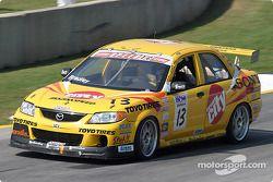 Scott Bradley (n°13 Mazda Protegé ES)