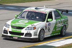Scott Fredricksen (n°96 Mazda Protegé ES)