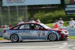 Michael Galati (#2 Audi RS 6 Competition)