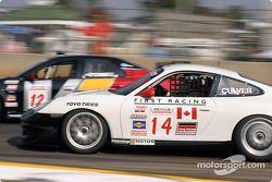 Michael Culver (Porsche 911 GT3 Cup n°14)