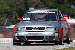 Randy Pobst (#1 Audi S4 Competition)