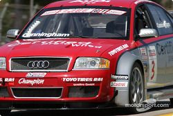 Randy Cunningham (n°3 Audi RS6 Competition)