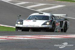 La Saleen S7R n°52 Granham Nash Motorsport : Phil Benett, Paul Whight, David Leslie