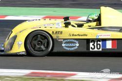 La WR-V6 n°36 Welter Racing : Jean-René de Fournoux, Jean-Bernard Bouvet, Sylvain Boulay