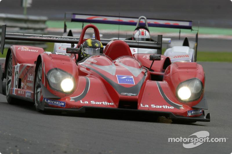 Saison 2004 - LMP2