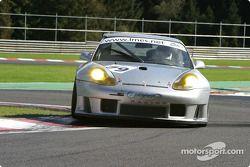 La Porsche 911 GT3 RS n°79 Perspective Racing : Ian Khan, Michel Heydens, Tim Sugden
