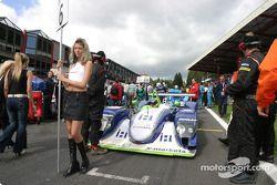 #6 Rollcentre Racing Dallara Judd: Martin Short, Joao Barbosa, Patrick Pearce