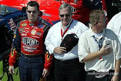 Jeff Gordon et Rick Hendrick