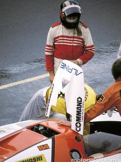 #9 Joest Martini Racing Porsche 908/80: Jacky Ickx, Michel Leclere, Reinhold Joest