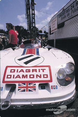 #11 Nick Faure De Cadenet Le Mans: Nick Faure, Richard Jones, Bernard de Dryver