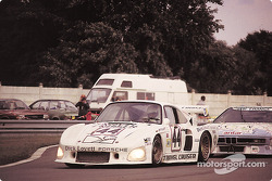 La Porsche 935 K3 n°44 Charles Ivey Racing : John Cooper, Dudley Wood, Pete Lovett