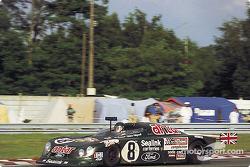 La De Cadenet Le Mans Ford n°8 Alain de Cadenet : Alain De Cadenet, François Migault