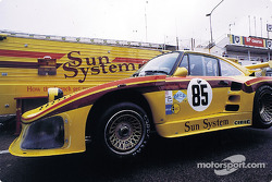 La Porsche 935 K3 n°85 Whittington Brothers Racing